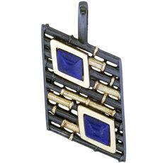 Серебряные кулоны, подвески, медальоны Кулоны, подвески, медальоны Балтийское золото 73231055-bz