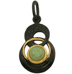 Серебряные кулоны, подвески, медальоны Кулоны, подвески, медальоны Балтийское золото 73801075-bz