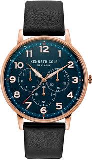 Мужские часы в коллекции Dress Sport Мужские часы Kenneth Cole KC50801003