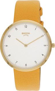Женские часы в коллекции Circle-Oval Женские часы Boccia Titanium 3309-02