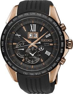 Японские мужские часы в коллекции Astron Мужские часы Seiko SSE153J1