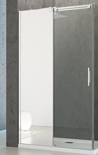Душевое ограждение Espera KDJ 1000х900 1/2 зеркальное левое Radaway