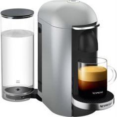Кофеварки и кофемашины Кофемашина Nespresso Vertuo Plus C GCB2 EU Silver
