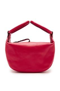 Красная сумка Mina Ash