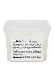 LOVE Кондиционер для усиления завитка, 250 ml Davines