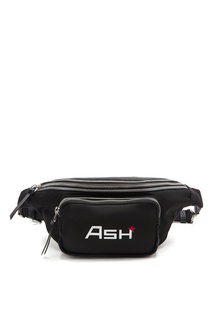 Черная поясная сумка Fern Ash