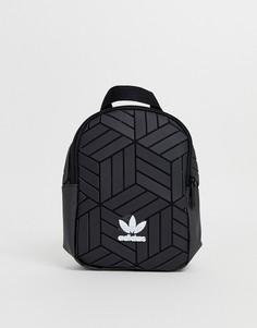 Маленький рюкзак adidas Originals 3D - Черный