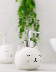 Дозатор для мыла в виде кота Sass & Belle - Мульти