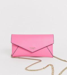Розовый клатч Kate Spade Sylvia - Розовый