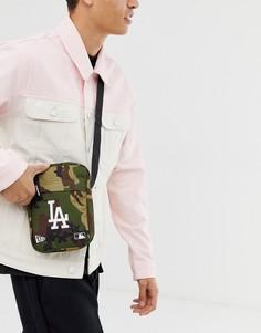 Сумка с камуфляжным принтом New Era MLB LA Dodgers - Мульти