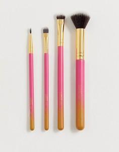 Набор кистей для макияжа Luxie - Summer Daze (розовый - Бесцветный