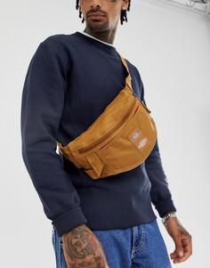 Светло-коричневая сумка-кошелек на пояс Eastpak X Dickies Bundel - Рыжий