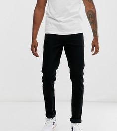 Черные узкие джинсы ASOS DESIGN Tall - Черный