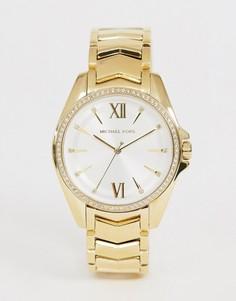 Часы Michael Kors MK6693 Whitney - 40 мм - Золотой