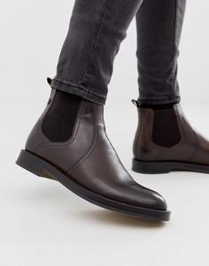 Коричневые ботинки челси Base London Rossetti - Коричневый