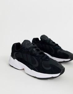 Кроссовки adidas Originals Yung 1 - Черный