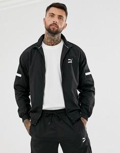 Черная спортивная куртка Puma XTG - Черный