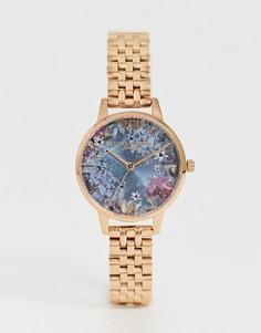 Наручные часы Olivia Burton OB16US25 Under the Sea - Золотой