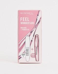 Набор косметики Rimmel Feel Wonderluxe - СКИДКА 26 - Бесцветный