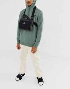 Черная сумка со съемными ремешками Puma - Черный