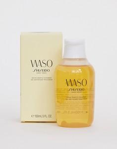 Мягкое очищающее средство 150 мл Shiseido Waso - Бесцветный