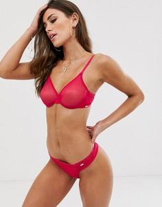 Стринги Gossard glossies - Розовый