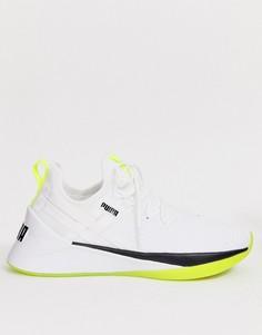 Белые кроссовки Puma Training jaab XT - Белый