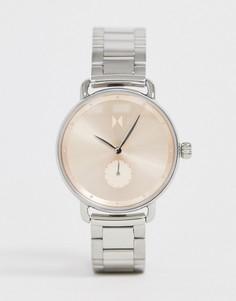 Серебристые наручные часы MVMT Nova - Серебряный