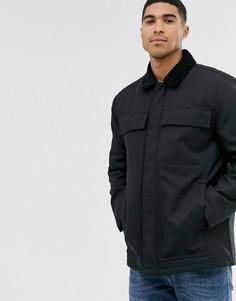 Черная куртка Topman - Черный