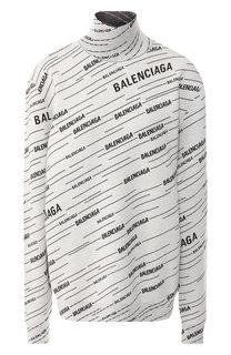 Шерстяная водолазка Balenciaga
