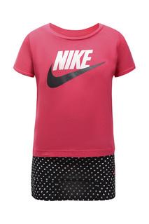 Комплект: футболка, юбка Nike