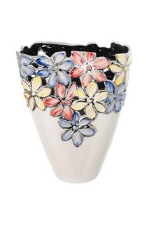"""Ваза """"Цветы"""" Viva porcelain"""