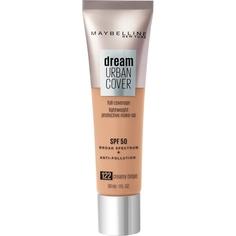 MAYBELLINE NEW YORK Тональный крем для лица Dream Urban Cover SPF 50