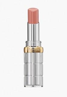 Помада LOreal Paris L'Oreal Color Riche Shine, защищающая и увлажняющая, оттенок 658, Топлес, 4.8 гр
