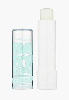 Бальзам для губ Maybelline New York Baby Lips, Доктор Рескью, восстанавливающий и увлажняющий, Нежный Ментол, 1,78 мл