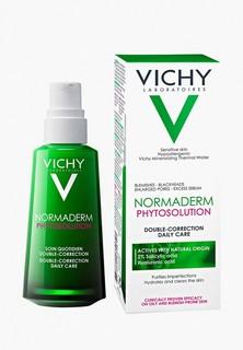 Сыворотка для лица Vichy Корректирующий двойного действия Normaderm Phytosolution, 50 мл