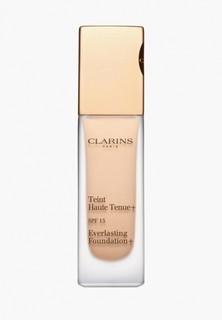 Тональный крем Clarins Teint Haute Tenue SPF 15, 103, 30 мл