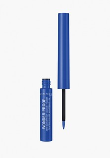 Подводка для глаз Rimmel Wonder Liner, 5 Pure Blue, 1,4 мл