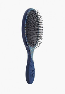 Расческа Wet Brush для спутанных волос, Шестидесятые (деним)
