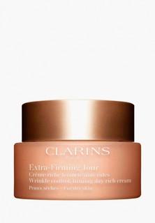 Крем для лица Clarins Extra-Firming For Dry Skin Day Cream, 50 мл