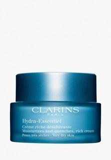 Крем для лица Clarins Hydra-Essentiel Very Dry Skin, 50 мл