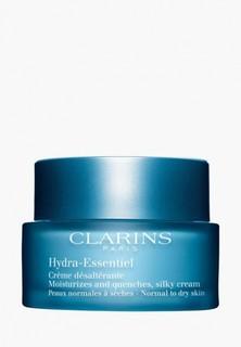 Крем для лица Clarins Hydra-Essentiel Normal To Dry Skin, 50 мл