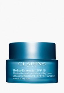 Крем для лица Clarins Hydra-Essentiel SPF 15 Normal To Dry Skin, 50 мл