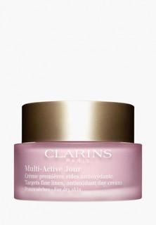 Крем для лица Clarins Multi-Active Creme Jour for Dry Skin, 50 мл