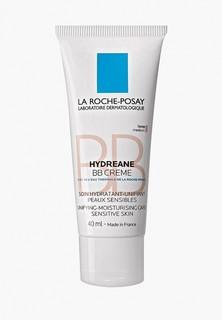 BB-Крем La Roche-Posay HYDREANE, для чувствительной кожи, натурально-бежевый, 40 мл