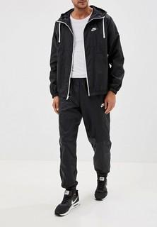 Костюм спортивный Nike Sportswear Mens Hooded Woven Tracksuit