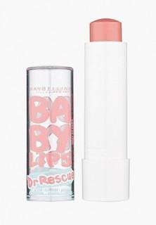 Бальзам для губ Maybelline New York Baby Lips, Доктор Рескью, восстанавливающий и увлажняющий, Эвкалипт, 1,78 мл