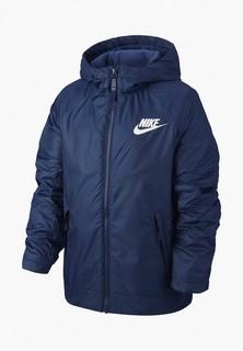 Куртка Nike SPORTSWEAR BOYS FLEECE HOODED JACKET