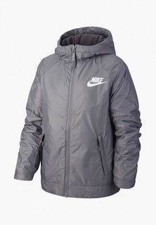 Куртка Nike SPORTSWEAR BOYS FLEECE HOODED JACKET