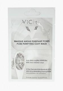 Маска для лица Vichy Очищающая Поры Саше 2Х6 мл